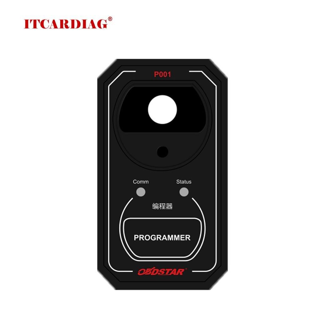 OBDSTAR P001 programator RFID Adapter i PCF79XX odnów klucz i EEPROM 3 w 1 praca z OBDSTAR X300 DP Master IMMO dla V-W/AUDI