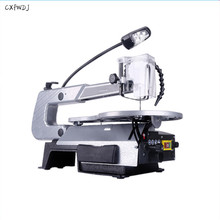 Jigsaw Table Top Electric Woodworking Wire Saw Household Multi-Function Wood Cutting Machine Pull flower Saw Fretsaw Carved Saw