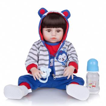 Кукла-младенец KEIUMI KUM18FS09-W02 5