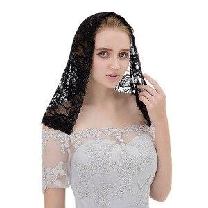 2020 новый свадебный кружевной женский головной платок для невесты мусульманский головной убор ручная шаль Хиджаб femme musulman foulard тюрбан niqab для леди