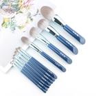 11pcs/Set Blue Makeu...
