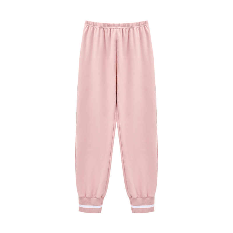 Pijamas Women Cotton 2020 Fashion Style Woman Home Clothes Plus Size Home Clothing Girl Homesuit Pajama Pants Lounge Pants Girl