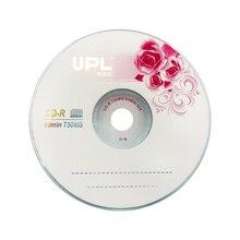 50 шт. CD-R 700 Мб/80 мин пустой диск класса A 52х Multispeed Музыка CD-диск