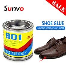 Sunvo обувь водонепроницаемый клей сильный супер клей жидкая кожа резина для ремонта ткани Универсальные ботинки клей инструмент для ухода клей