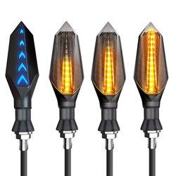 Sygnały zwrotne motocykla migający wskaźnik migacza LED dla ktm tpi duke 125 rc 390 790 przygoda 450 exc 1290 super książę r -