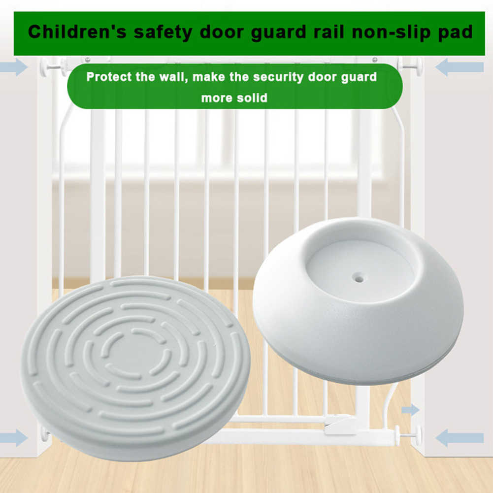 4 PCS Gate Wall Guard Wall Pads Protector Saver For Child Dog Pet Walk NEW Baby Gate Wall Protector Baby Gate Protector
