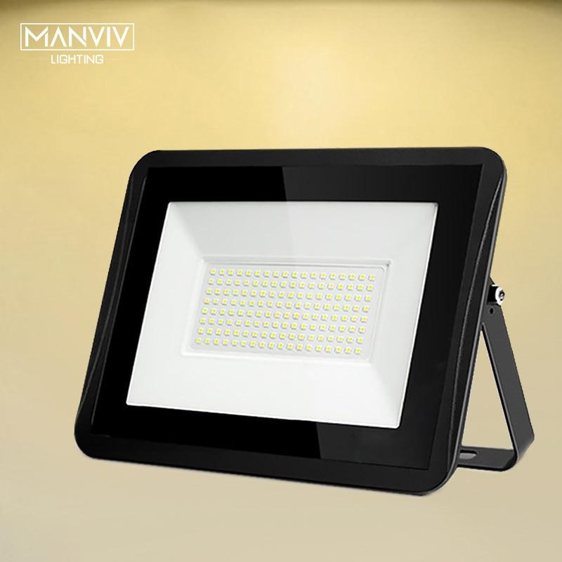 Гаражный светильник PIR датчик движения светодиодный светильник 10 Вт 20 Вт 30 Вт 50 Вт 100 Вт 220 В водонепроницаемый уличный светодиодный светильн...