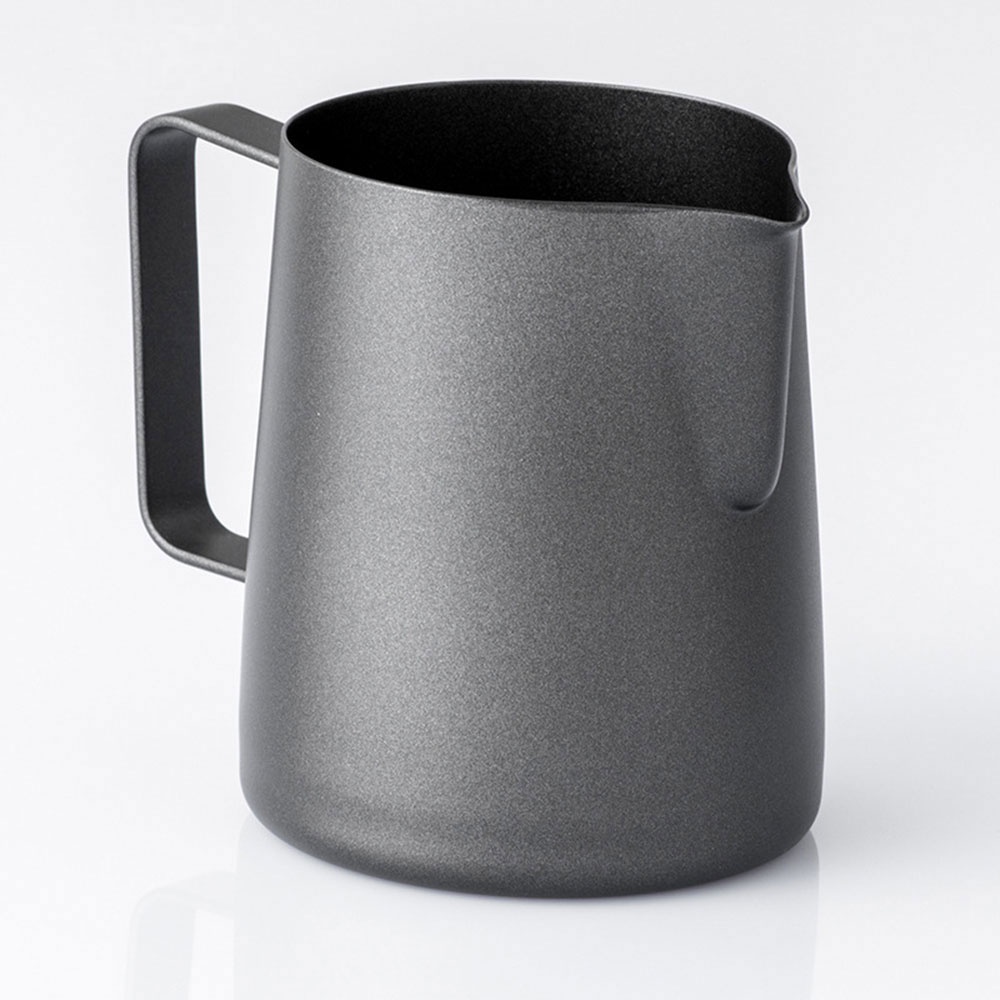 Espresso Coffee Barista Craft Latte Cream Frothing Jug Pitcher Non Stick Teflon Stainless Steel Milk Frothing Pitcher