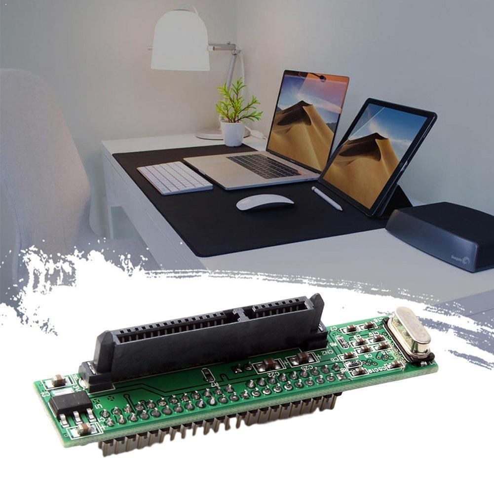 2.5 pouces HDD SSD série ATA 7 15P femelle à 44 broches Port IDE lecteur 2.5