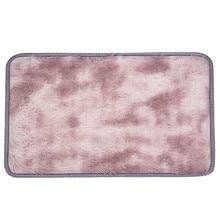Ultra Soft Modern Area Rugs Shaggy Nursery Rug Home Room Plush Carpet Decor Bathroom Non-slip Mat Doormat Carpet New