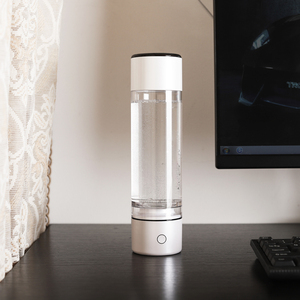 Image 2 - Mini bottiglia di acqua portatile ad alto contenuto di idrogeno Nano Smart MRETOH multifunzione spa/PEM tazza di ionizzatore alcalino regalo per mamma papà