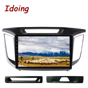 "Image 5 - Idoing 10.2""Car Android Radio Multimedia Player For Hyundai Creta IX25 ix25 2014 4G+64G Octa Core GPS Navigation no 2din dvd"