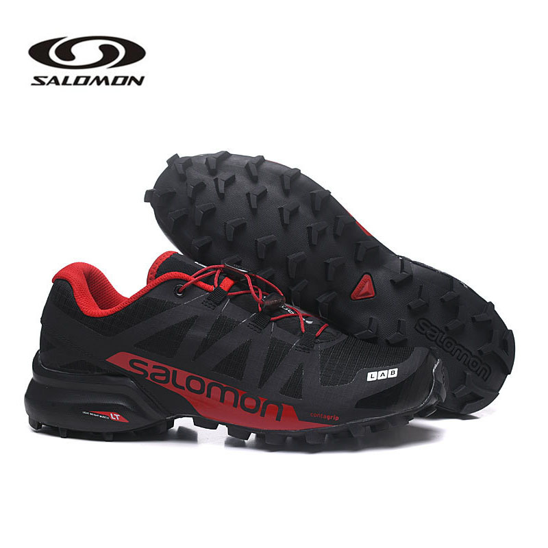 2019 New Salomon Speed Cross 5 Men Running Outdoor Sports Shoes Men Fencing Shoes Salomon Speed Cross Pro 2 Cross-Country Men
