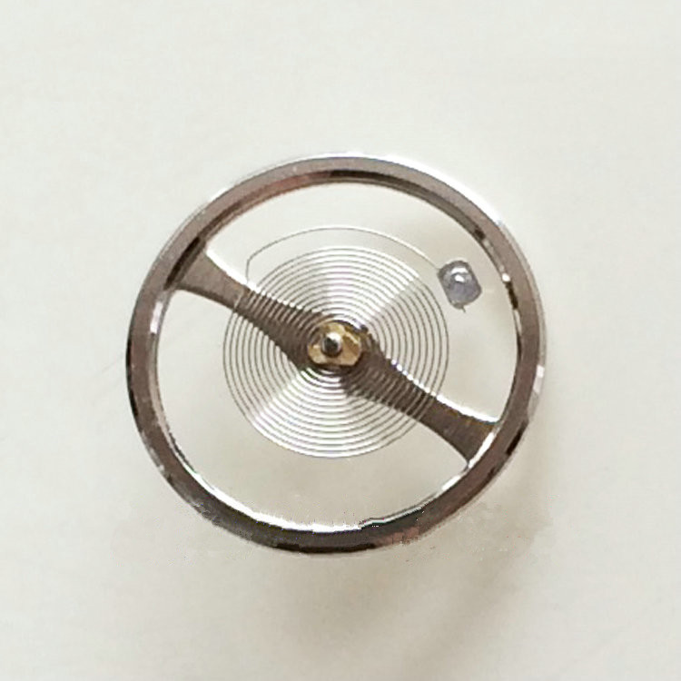 Balancier de montre de rechange avec ressort pour mouvement 7S26C 7S36A B C