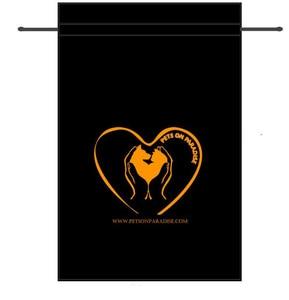 Image 1 - Il pagamento per sabrina di pastena personalizzato 100pcs 30x40cm con il sacchetto di stampa e di trasporto 145USD