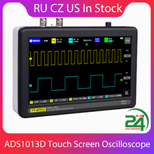 Digital Oscilloscope 1013D 2-Channels 100mhz Bandwidth Touching-Screen with Color TFT