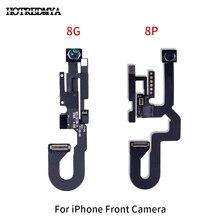 купить Front Camera Flex Cable For iPhone 8 8G 8 Plus Facing Small Camera Light Sensor Proximity Module Replacement Parts дешево