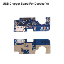 For Doogee Y8 USB Plug Charge Board Repair Parts Charger Board For Doogee Y8