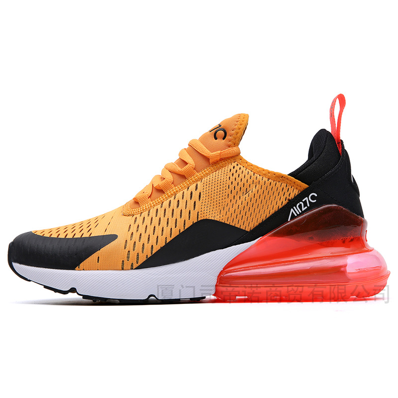 Men Sneakers Breathable Zapatillas Hombre 270 Couple Fitness Sneakers Women Gym Trainers Outdoor Sport Shoes Men High Quality