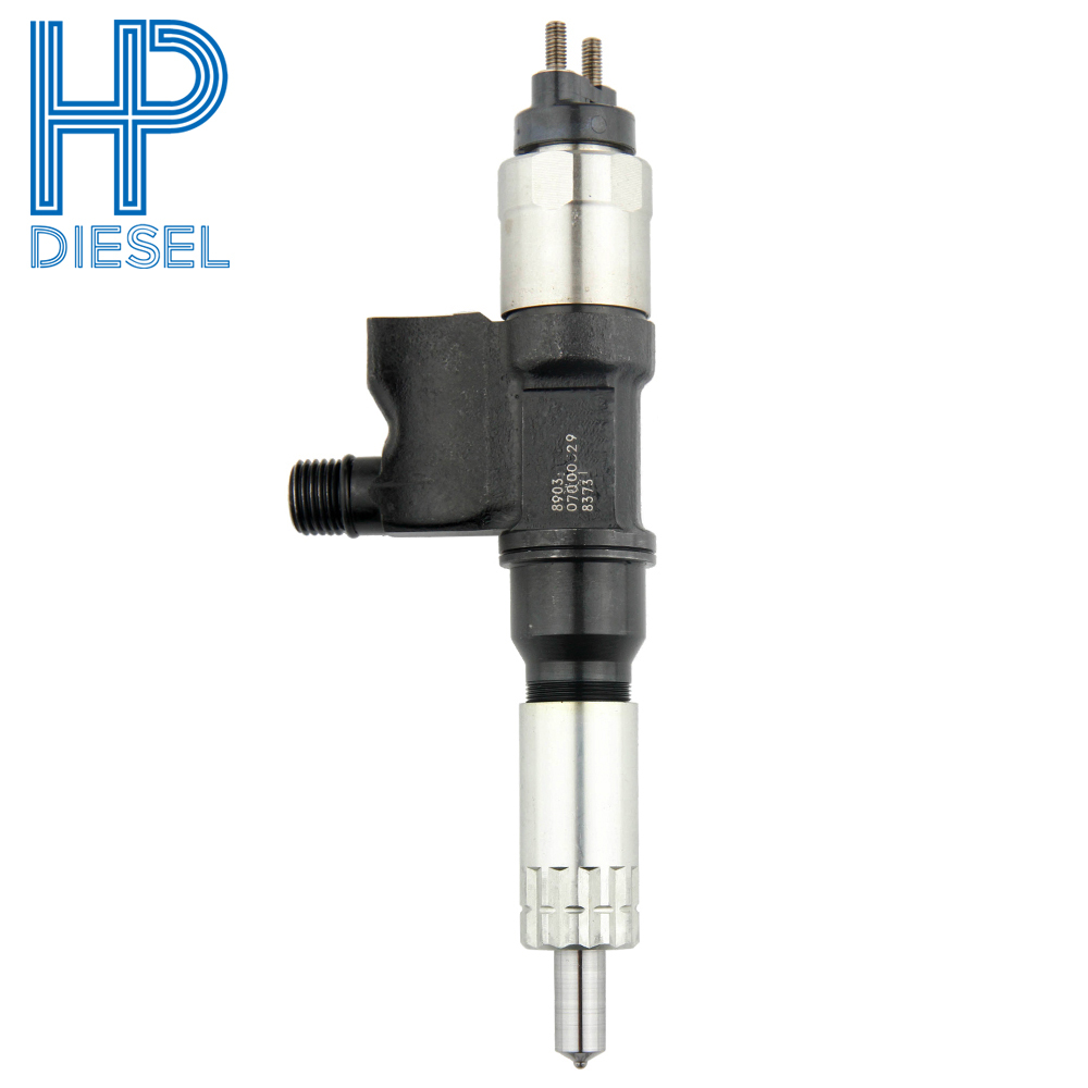 6pcs/lot Rebuilt and remanufacture common rail injector 095000 8903 for engine 6HK1  4HK1  4JJ1 with high quality and beat price|Fuel Injector|   - title=