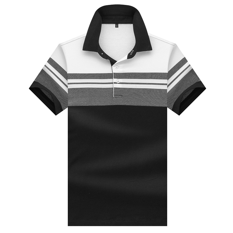 HEHU Men Polo Shirt Casual Polo Men Brand High Quality Summer Men Shirt Short Sleeve Polo Shirt Men Cotton Mens Clothing