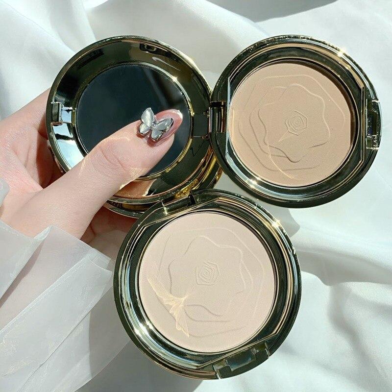GUICAM – fond de teint en poudre miel authentique, contrôle de l'huile, correcteur, réparation des reflets, fond de teint, surligneur de maquillage pour femmes