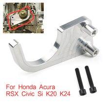 Uniwersalny aluminiowy dolny łańcuch rozrządu przewodnik dla K20 K24 K serii RSX SI TSX CRV PQY