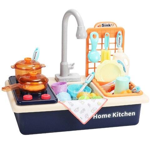 criancas simulacao de plastico maquina lavar