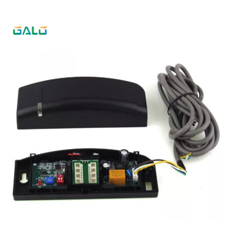 Bank Hotel Bus Station Glass Door Automatic Sliding Door Electric Infrared Detector Sensor