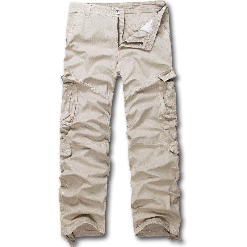 MEN'S Overalls Medium Waist Trousers Europe And America Fashion Outdoor Pure Cotton Bib Overall G910