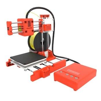 Easythreed X1 Mini niños padres-niños educación regalo nivel de entrada Personal estudiante impresora 3D enchufe de la UE
