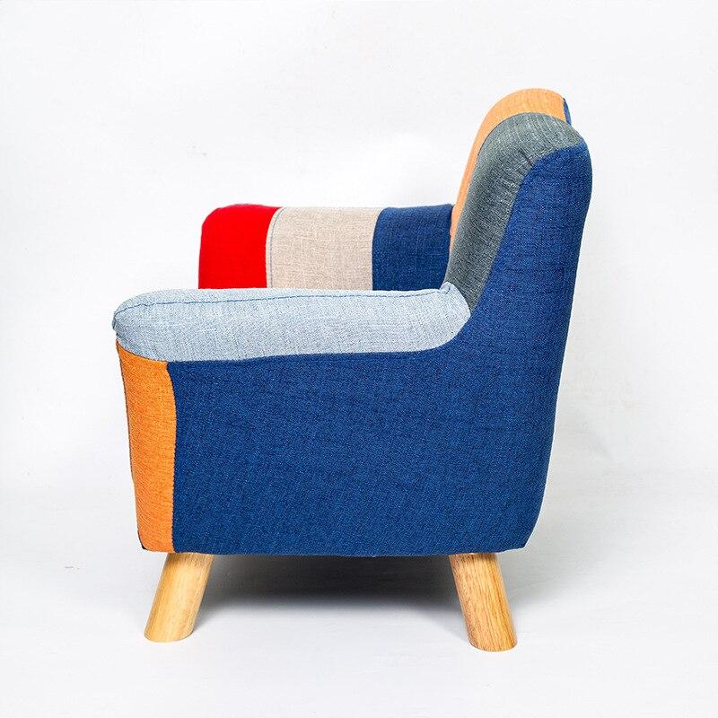 Children's Sofa Boy Baby Sofa Chair Baby Girl Lazy Reading Chair Baby Cloth Art Cute Little Sofa