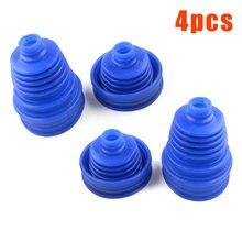 4 шт., силиконовые чехлы для защиты от пыли