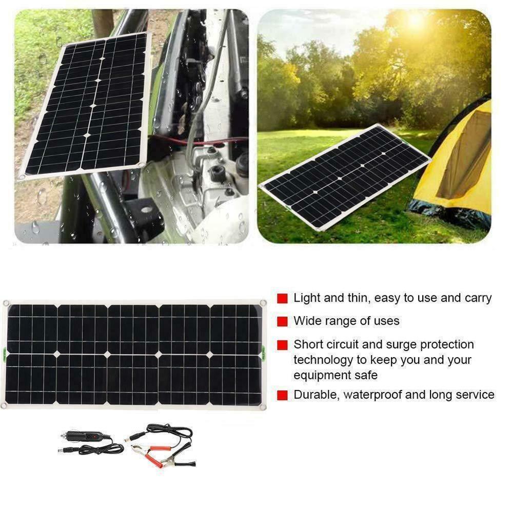 painel solar 100w dual usb 18v 5v 04