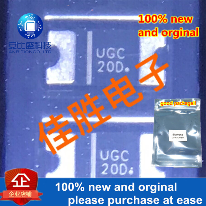 30pcs 100% New And Orginal UGC20DH 2A200V 2010 Silk-screen UGC20 Ultrafast Recovery Diode In Stock