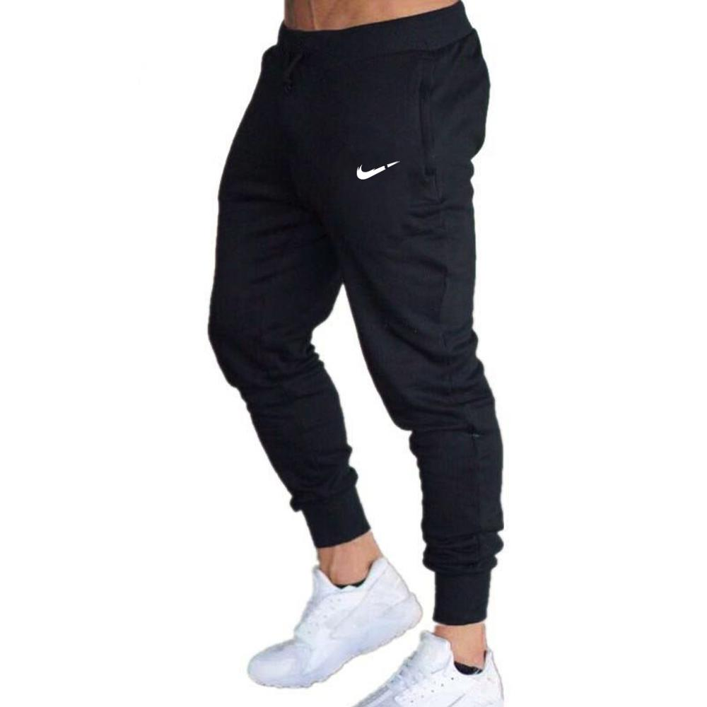 2019 Jogging Pants Men Sport Pants Joggers Training Gym Fitness Men Running Pants GYM Training Pants Sportswear Autumn Trousers