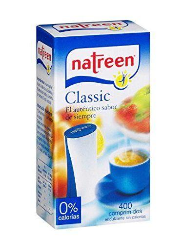 Natreen - Edulcorante Comprimidos, 400 Comprimidos