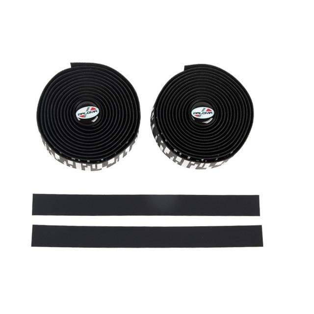 Cycling Handle Tape Road Bent Handlebar Tape Anti-Vibration Absorb Sweat EVA PU Racing Bike Handlebar Belt Cork Wrap With Plugs 4