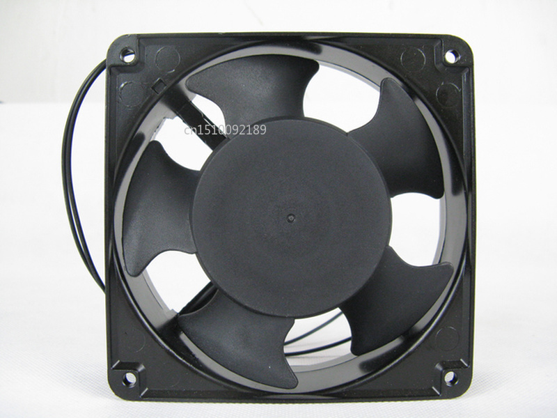 For EQB-12H220H 12038 220V Industrial Control Chassis Network Cabinet KTV Cooling Fan Free Shipping