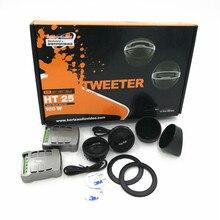 Высококачественная Автомобильная шелковая пленка, небольшой твитер с высоким шагом, звуковой громкоговоритель, ВЧ-динамик с кроссовером Hifi, динамики