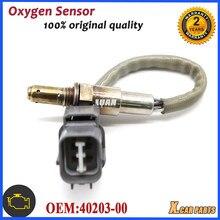 Wysokiej jakości stosunek powietrza Lambda tlenu O2 czujnik 40203-00 dla motocykli Honda skuter Autocycle 4020300