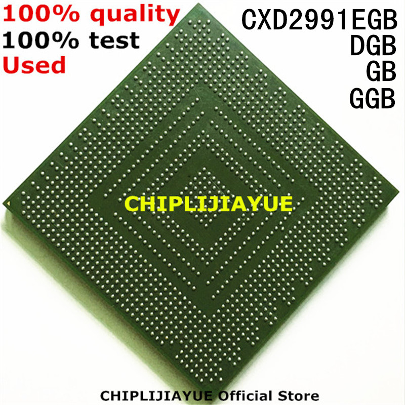100% Test Very Good Product CXD2991 CXD2991EGB CXD2991DGB CXD2991GB CXD2991GGB BGA Chips Reball With Balls Chipset