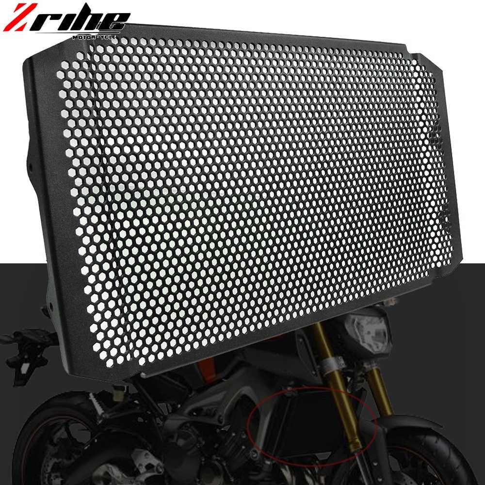 Motorcycle FOR MT-09 Radiator Guard Protector Grille Grill Cover Protector For YAMAHA MT 09 FZ09 FZ 09 MT09 TRACER 900 2016-2019