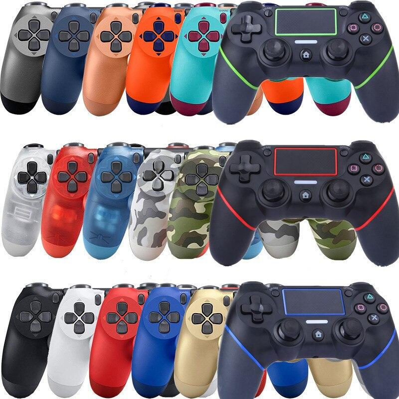 Manette sans fil Bluetooth pour Sony PS4 contrôleur adapté pour Playstation4 Console pour Playstation Dual shock 4 Joystick pour PS3
