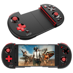 PG-9087 Wireless Bluetooth Android Gamepad Telescopic Game Controller Smartphone Joystick Tablet Joypad For PUBG Mobile Gaming