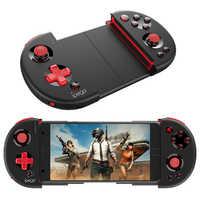 PG-9087 inalámbrico Bluetooth Android Gamepad telescópica controlador de juego joystick de smartphone Tablet Joypad para PUBG de juegos móviles