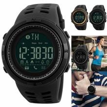 AA Fashion Men's Women's Tactical Smart Watch Bluetooth Digital Sports Wrist Watch Waterproof Military original waterproof u8s sport u watch bluetooth smart wrist sports