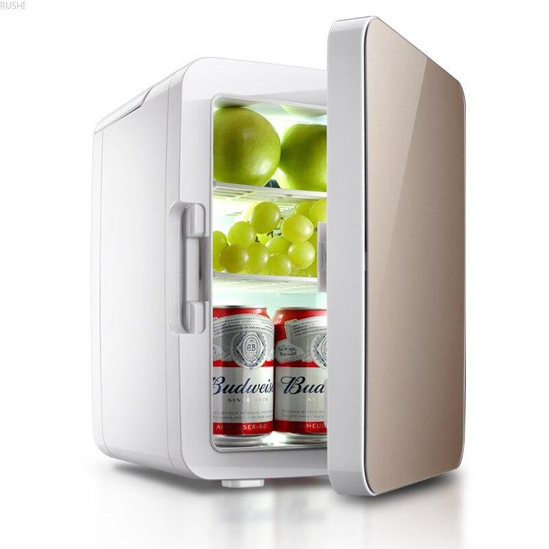 10L Car Fridge Mini Refrigerator Mini Refrigerator Thermostat Mini Fridges   Refrigerators  Car Fridge   Fridge