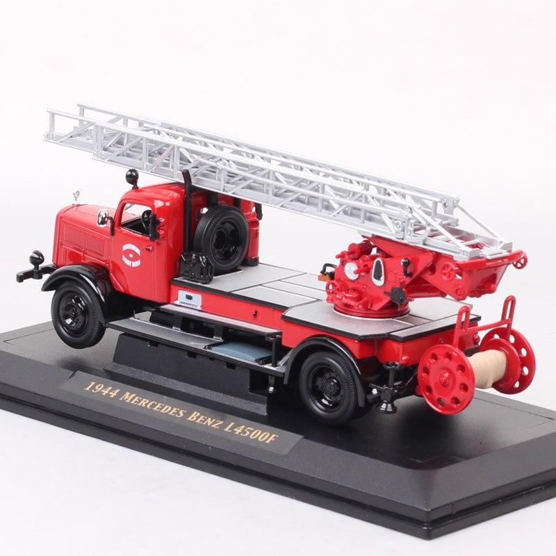 motor de incêndio modelo de carro caminhão