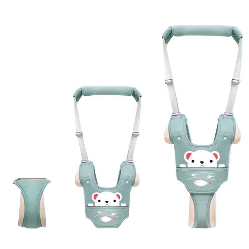 Baby Walker Belt Unisex Learn Walking Vest Belt Safety Toddler Belt Walking Wing Infant Kid Safe Activity Harness 8-36M